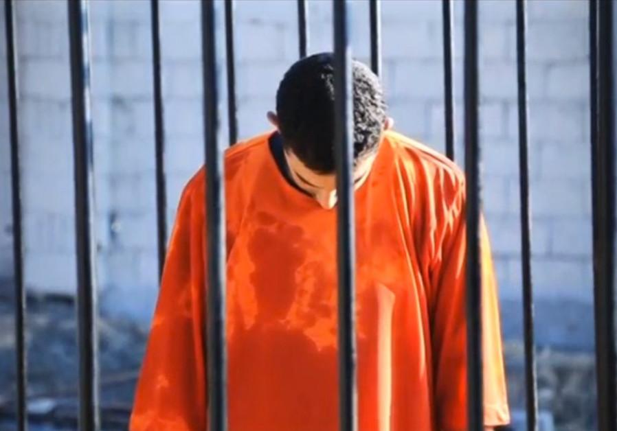 Captive Jordanian pilot Muath al-Kasaesbeh