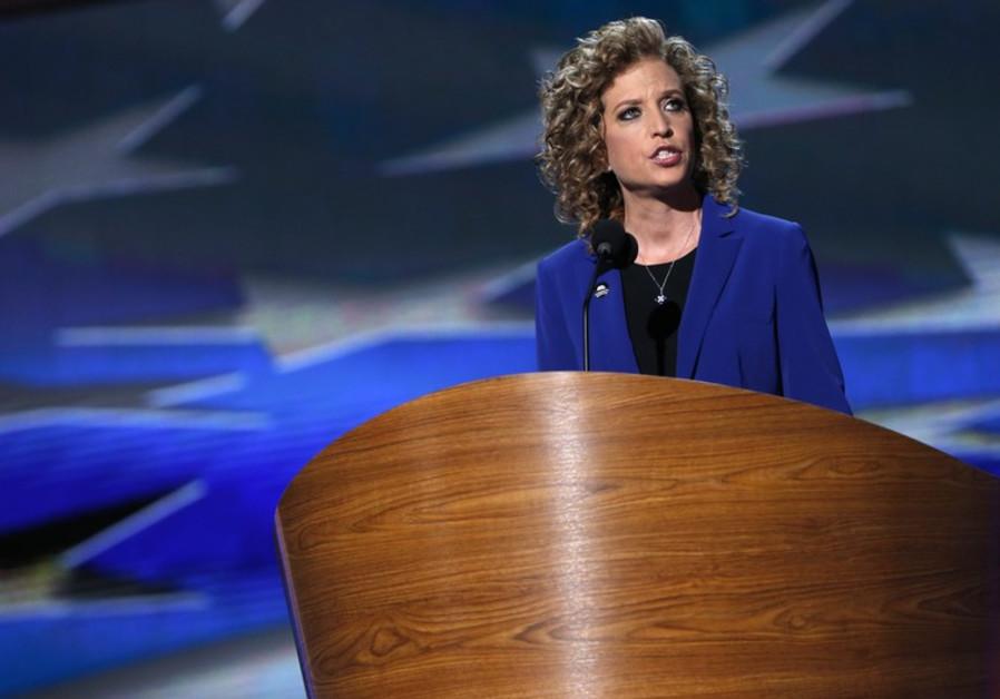U.S. Rep. Debbie Wasserman Schultz (D-FL)