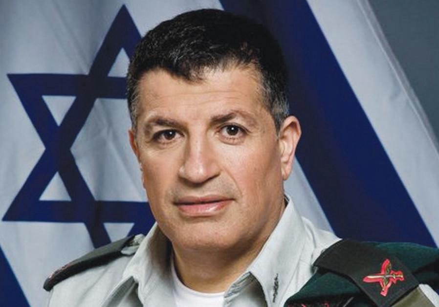 Maj.-Gen. Yoav Mordechai