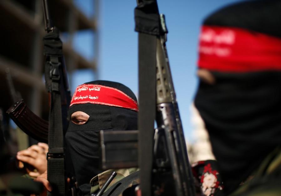 gazat terrorists