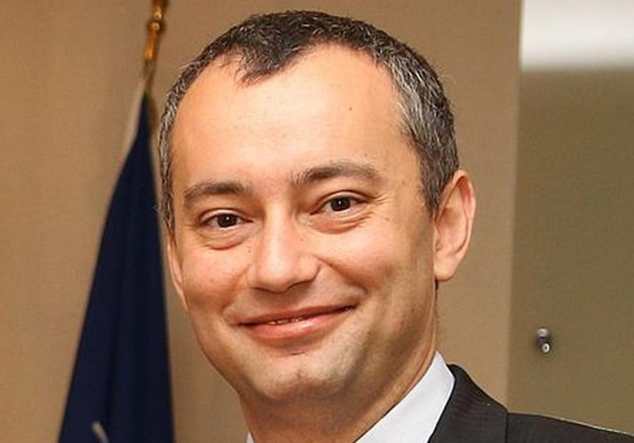 Nickolay Mladenov