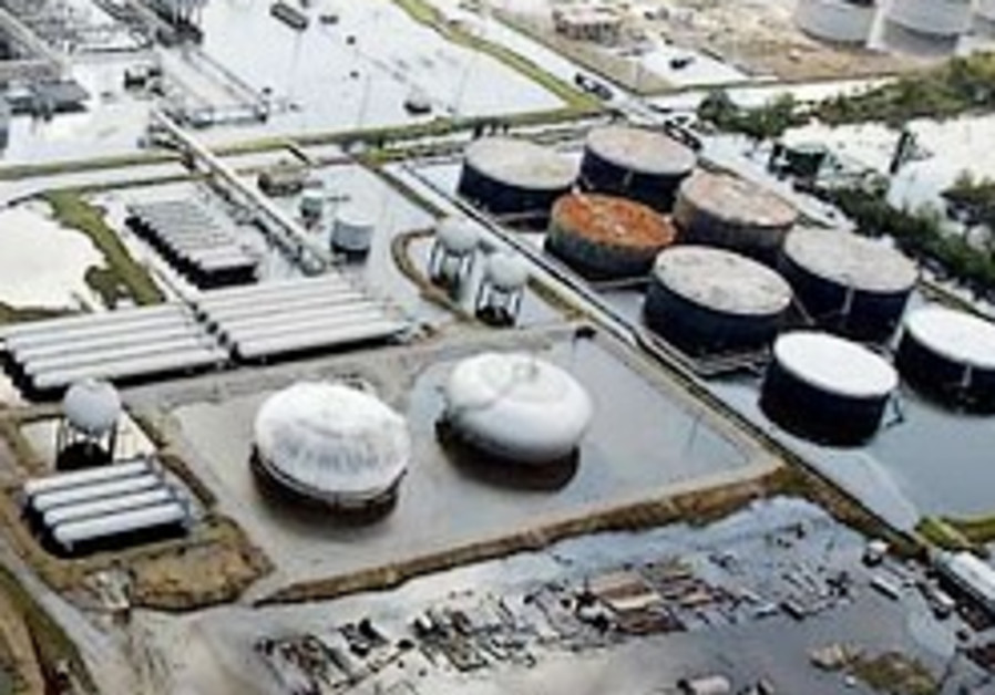 Two workers dead after gas leak at Haifa refinery