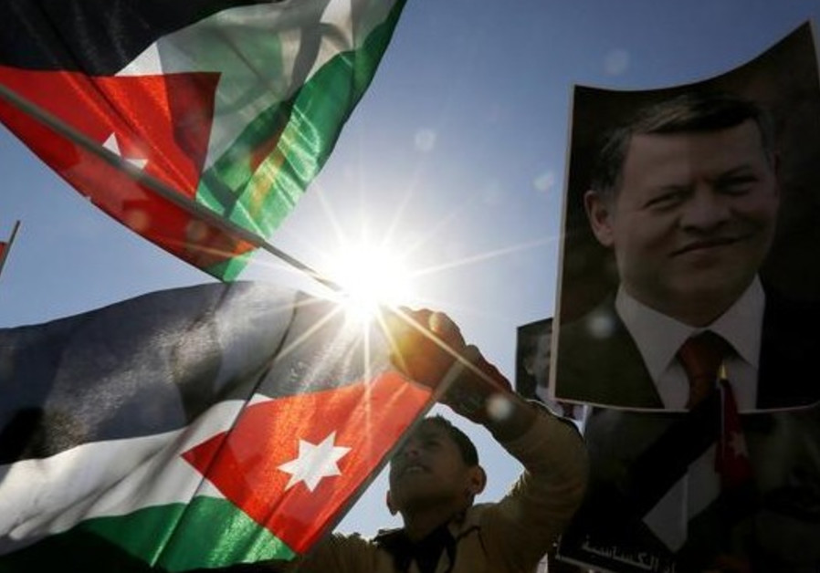 Jordanian king to Kushner: Pal. state only possible on pre-1967 lines