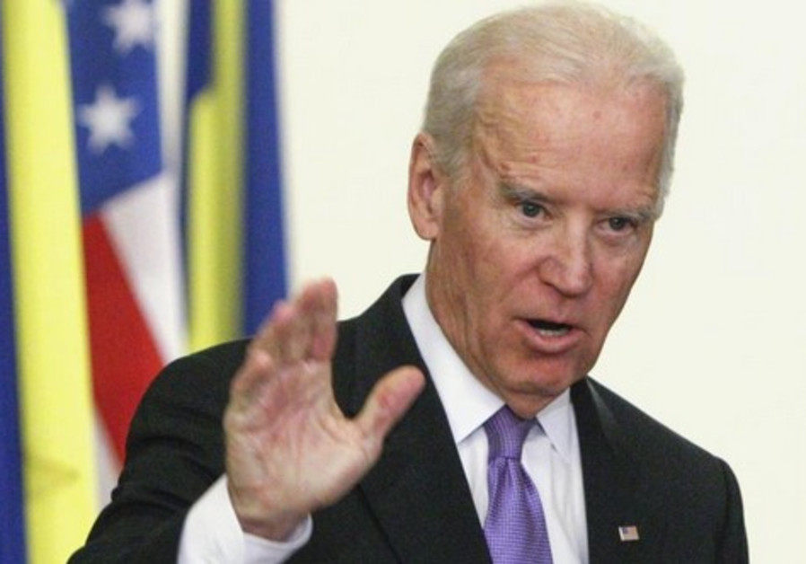 Joe Biden 'only Democratic candidate with wide lead over Trump'