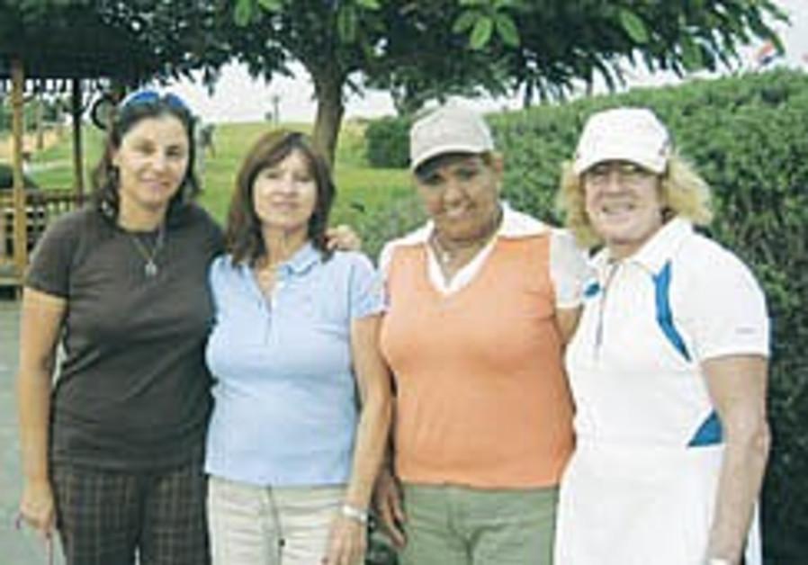 Games We Play - Golf: Malka, Eliav win on Ladies Day