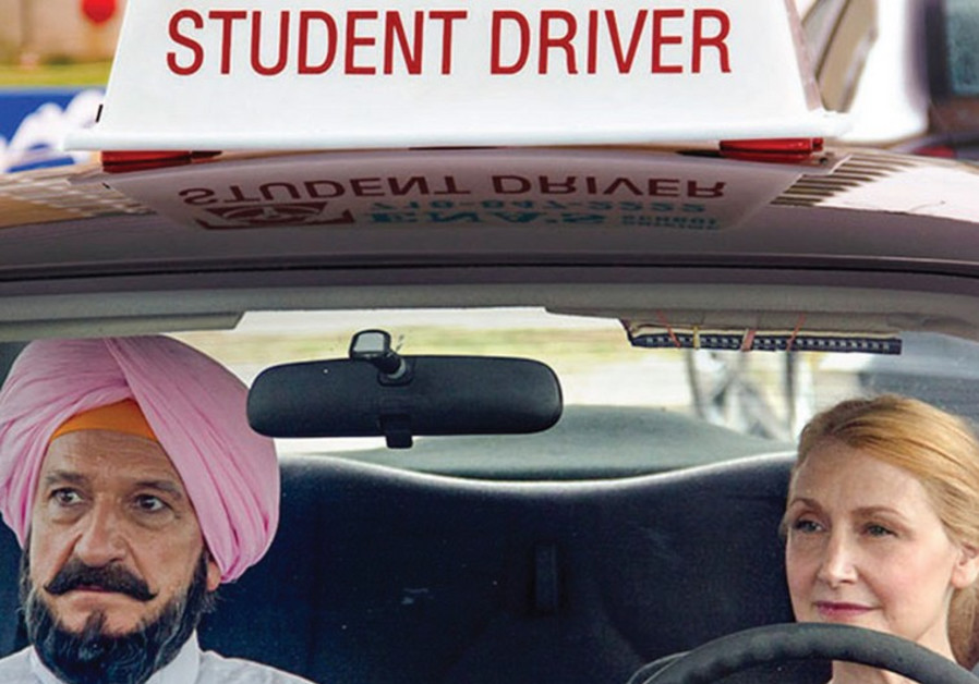 'Learning to drive' movie