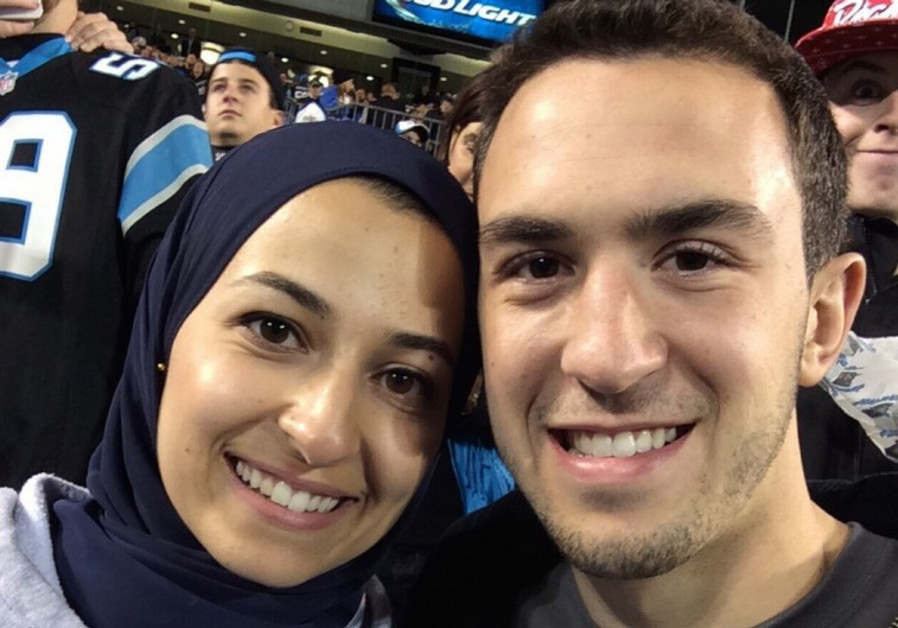 Deah Shaddy Barakat and his wife Yusor Mohammad