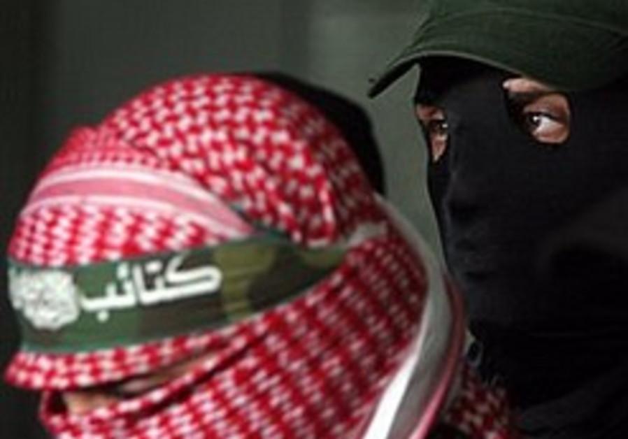 Hamas calls 'reservists' to foil attack