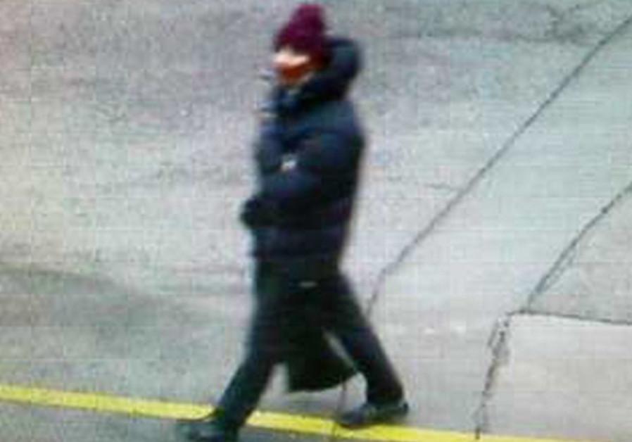 Suspect in Copenhagen shooting