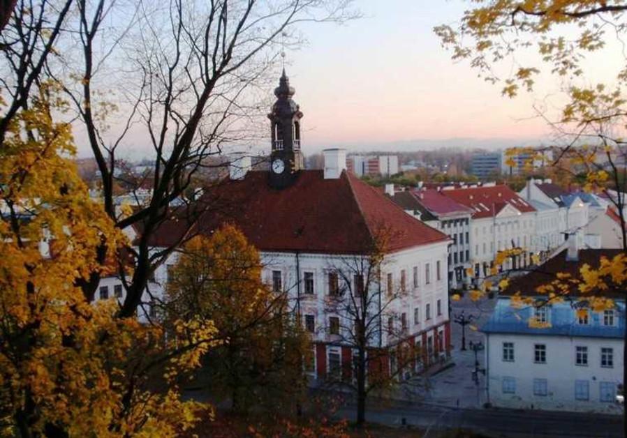 Tartu, Estonia.