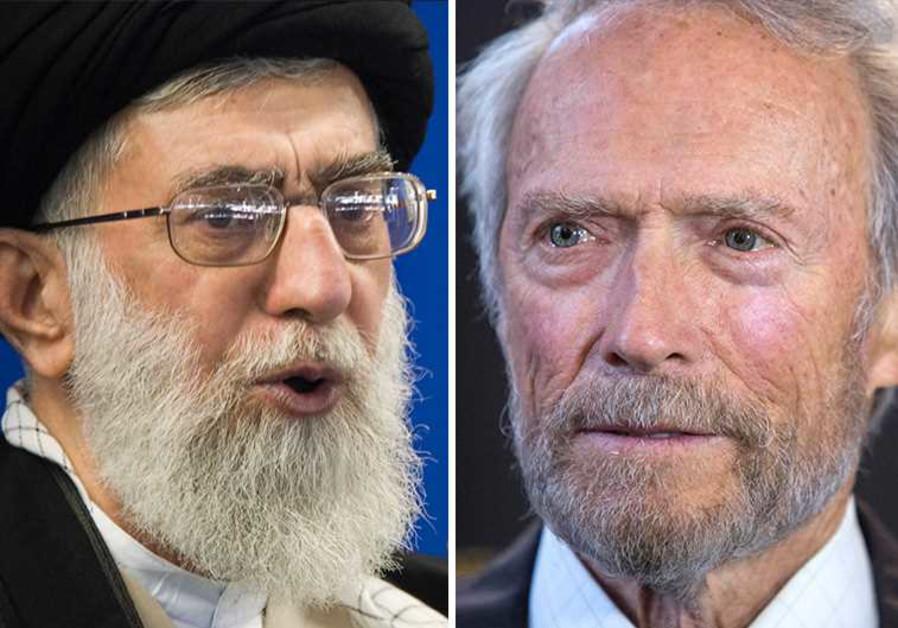 Khamenei and Eastwood