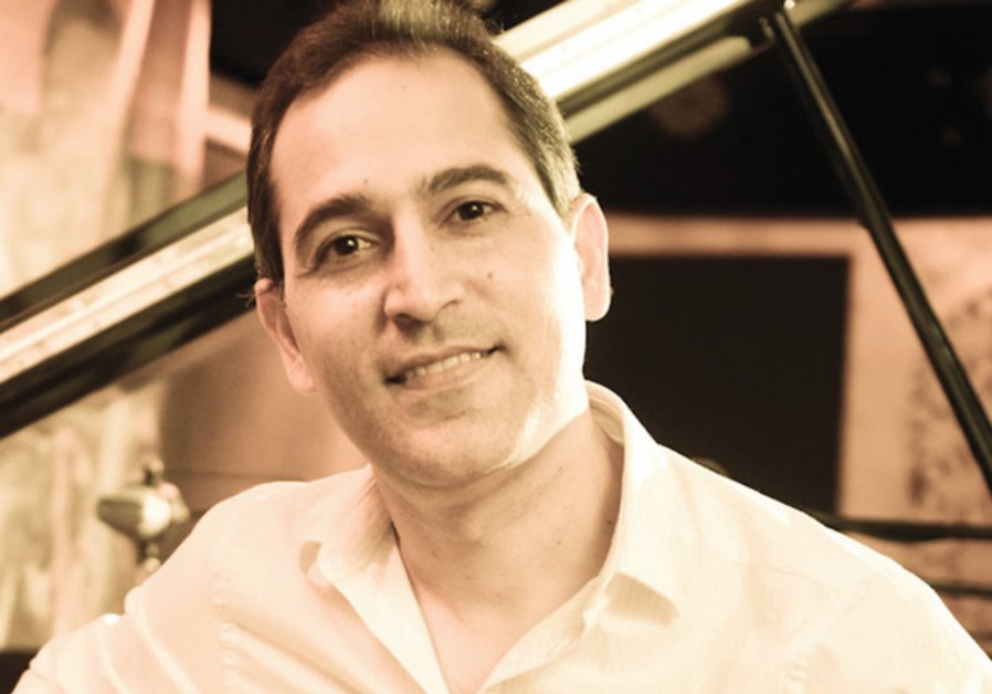 Jerusalem-born pianist Yitzhak Yedid.