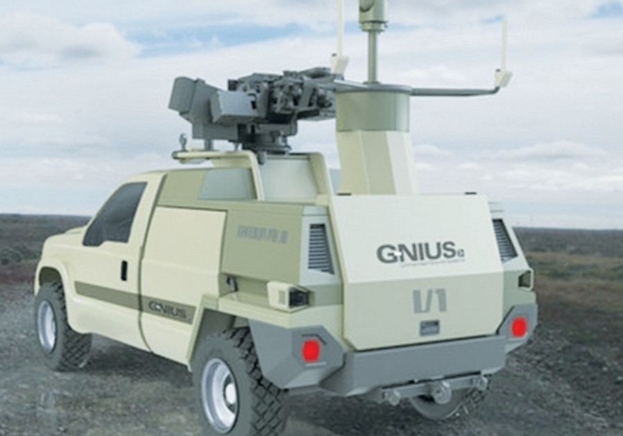 IDF expects UGVs, robots to play ever-greater roles in