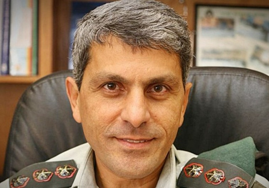 Maj. Gen. Danny Efroni, the IDF military advocate-general