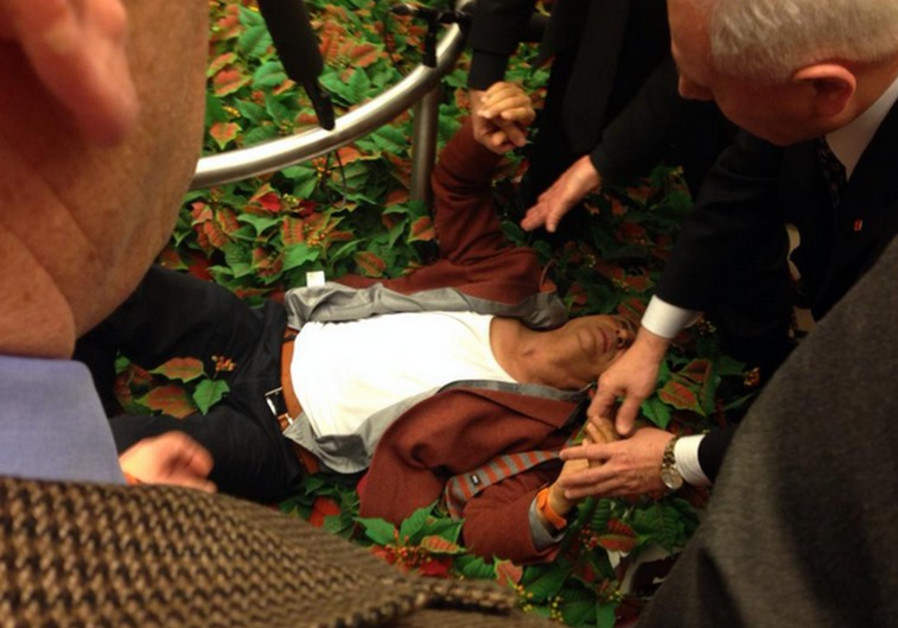 Turkish MPs hurt in Parliament brawl