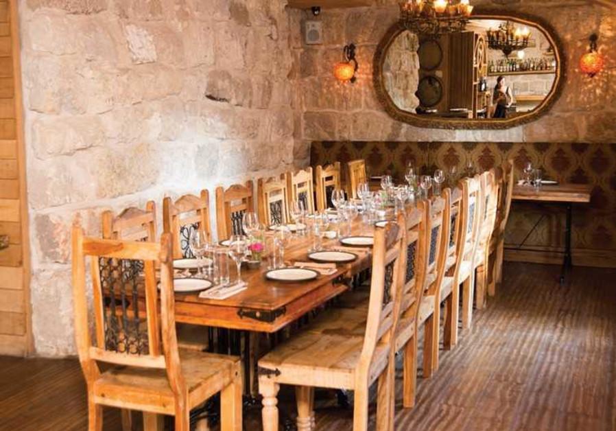 'Adama' restaurant