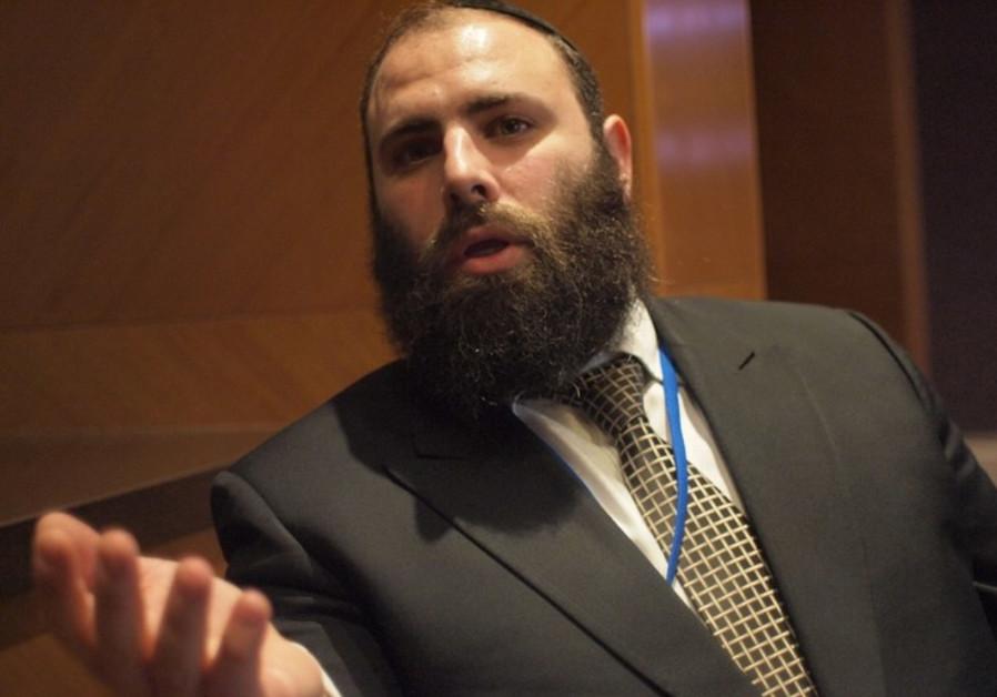 Rabbi Menachem Margolin