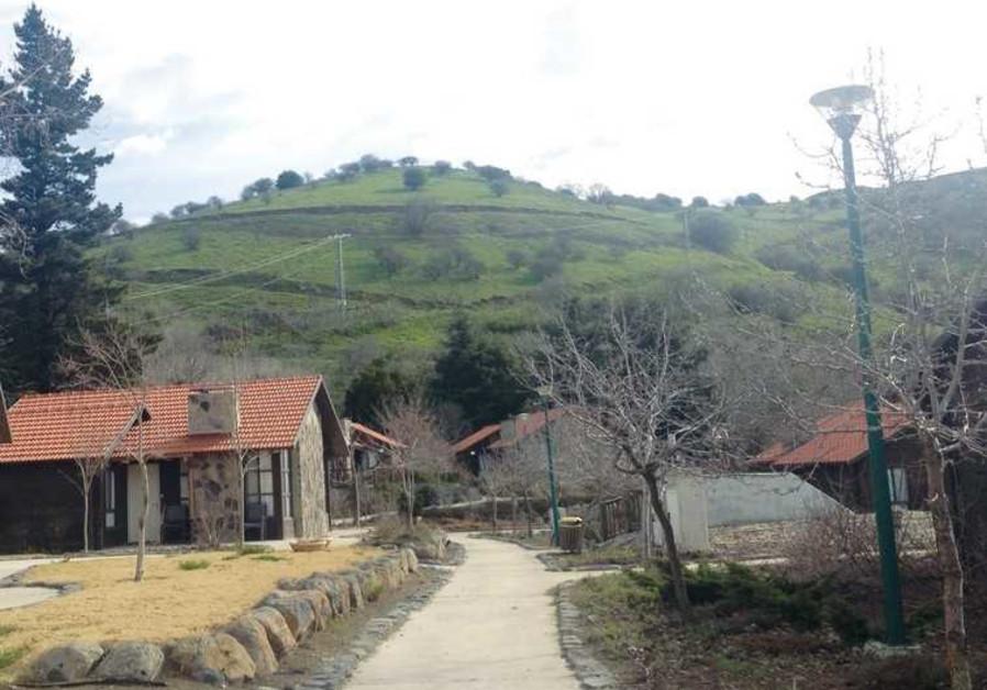 Kibbutz Merom Golan