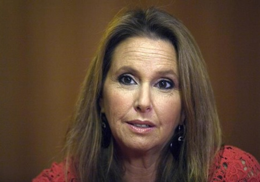 Israeli businesswoman and philanthropist Shari Arison