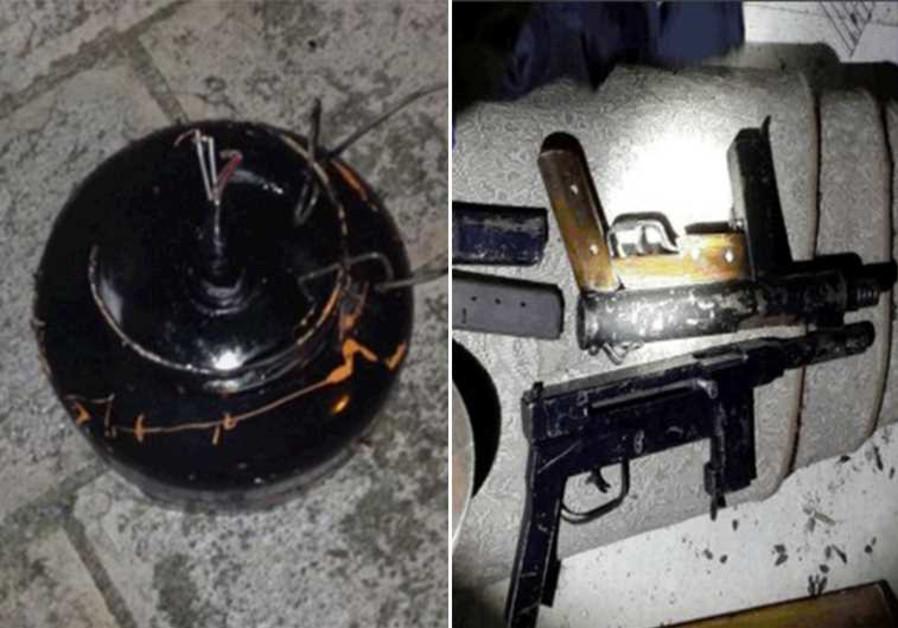 Hamas weapons