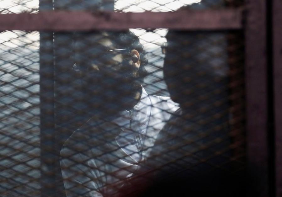 Activist Alaa Abdel Fattah.