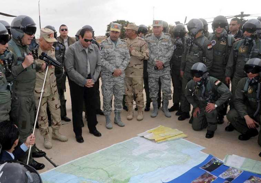 Egypt and Libya