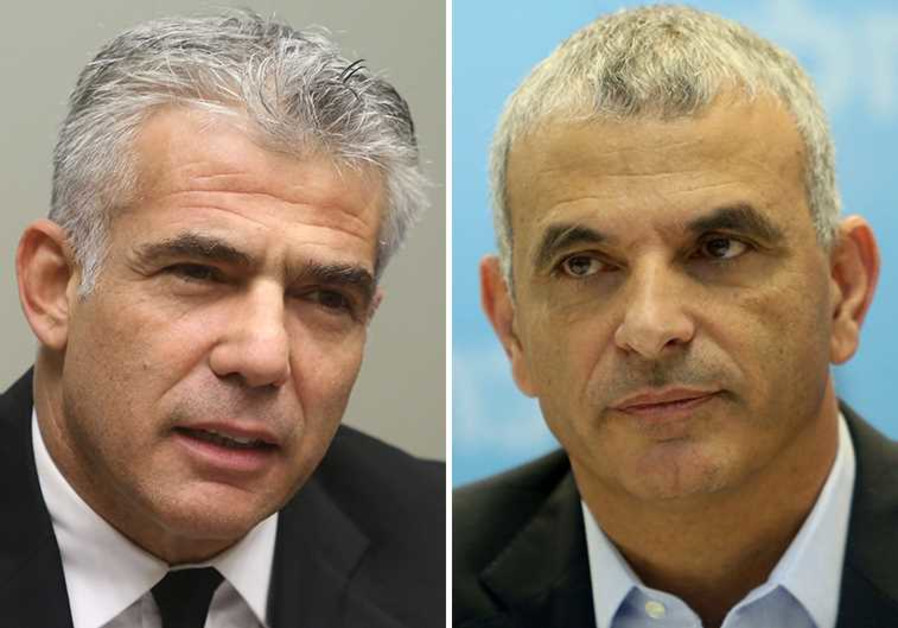 Lapid and Kahlon