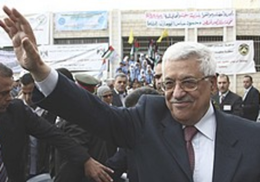 PA 'ready' to take Gaza if Hamas ousted
