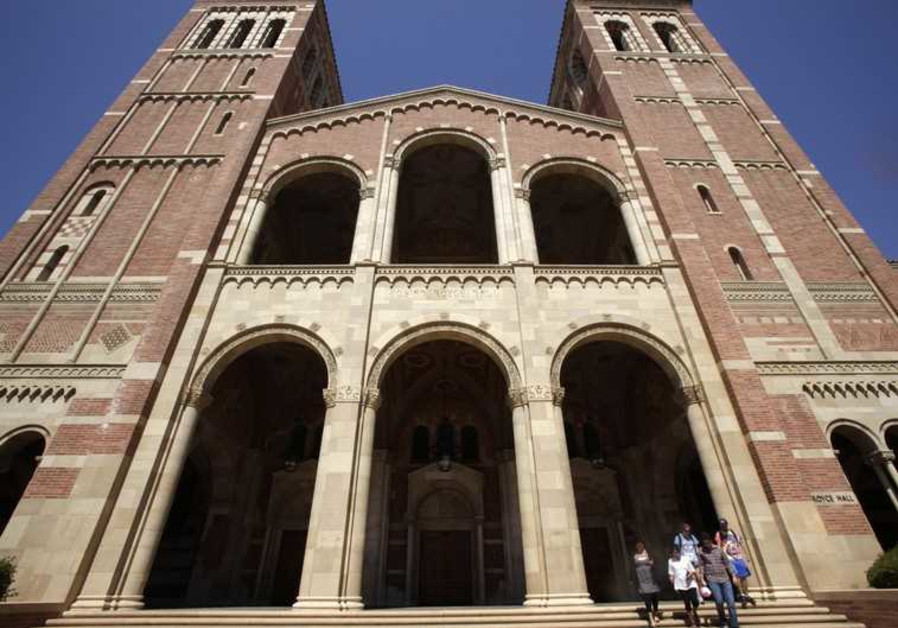 Ucla history department sexual harassment