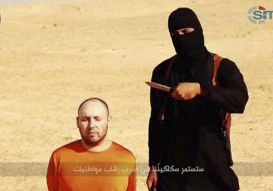 """Jihadi John,"" the Briton named Mohammed Emwazi"