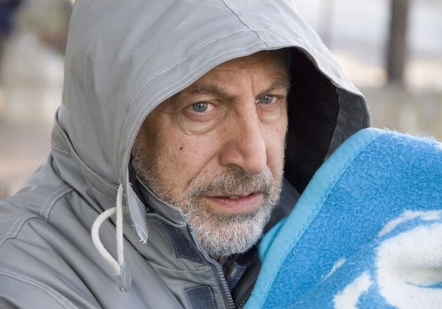 Palestinian actor Makram Khoury