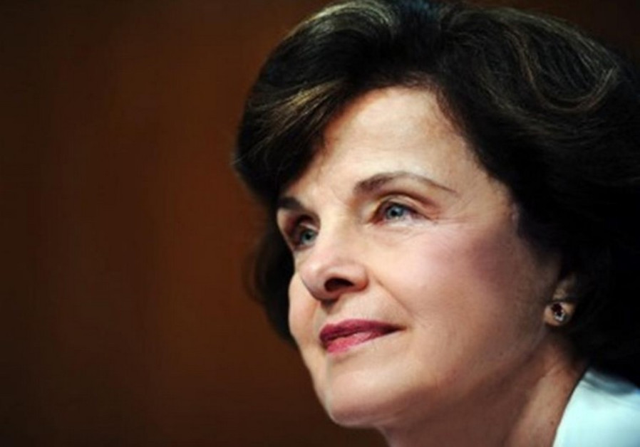 US Senator Diane Feinstein (D - Ca.)