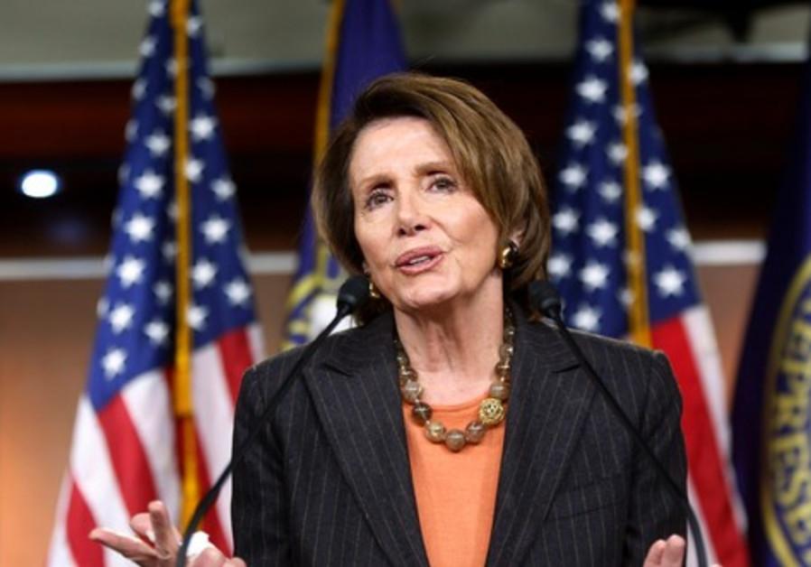 Minority Leader Nancy Pelosi to chair congressional Israel ...