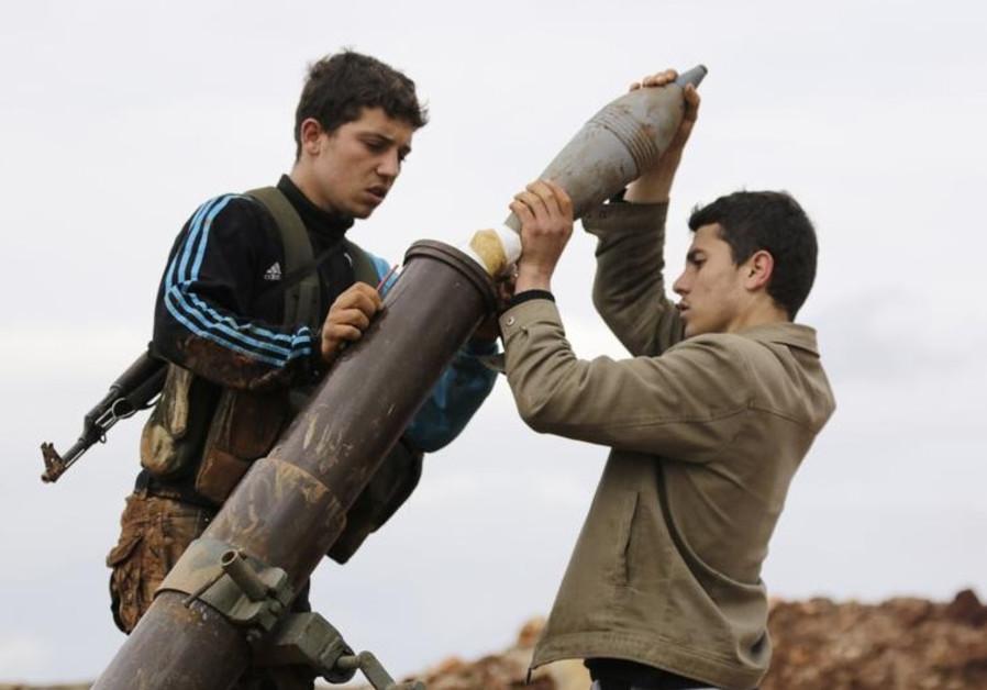 Members of al-Qaida's Nusra Front.