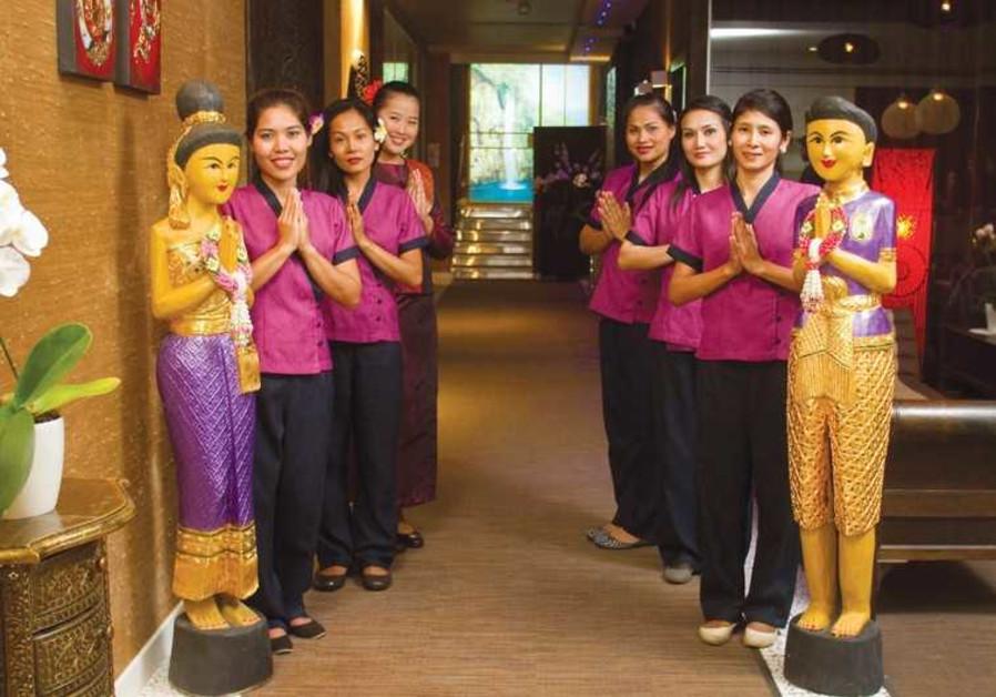 Sheva Thai spa