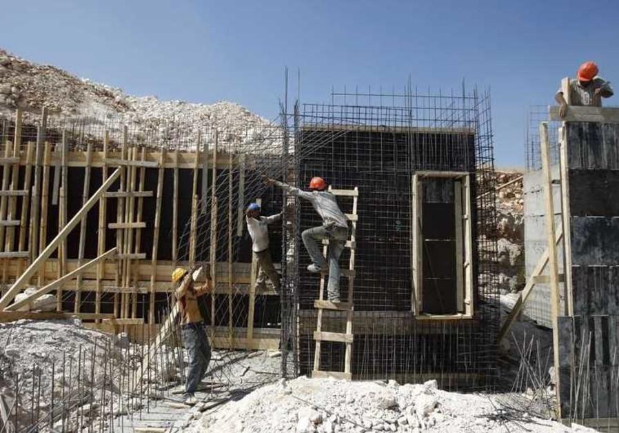 palestinian laborers