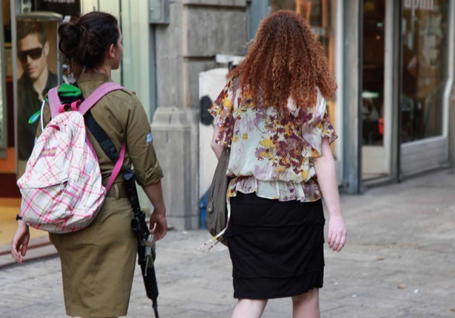 Women in Jerusalem