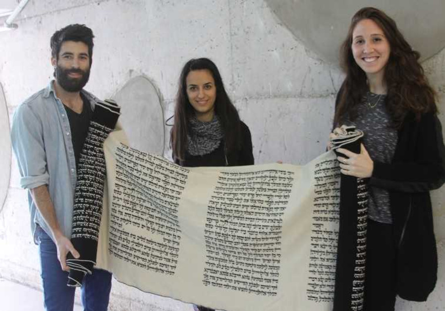 Shay Lesher, Tal Baba and Lipaz Shechter