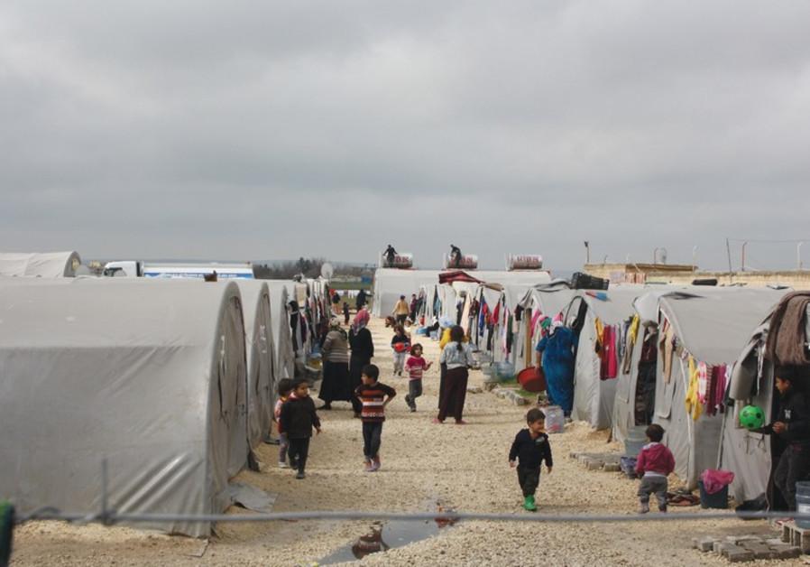 Human Rights Watch Turkish Border Guards Shoot At Fleeing Syrians