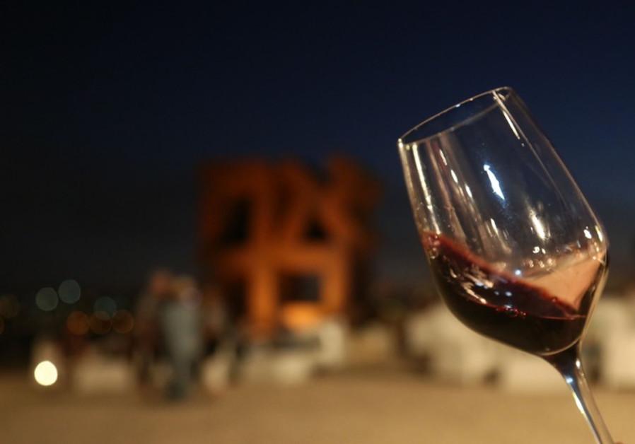 jerusalem wine