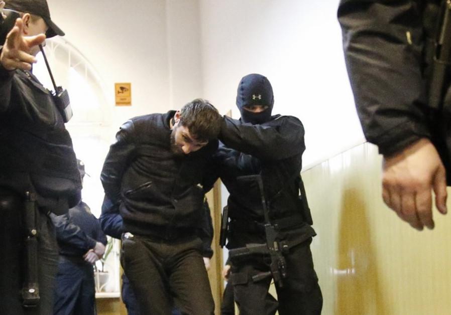 Nemtsov murder suspect