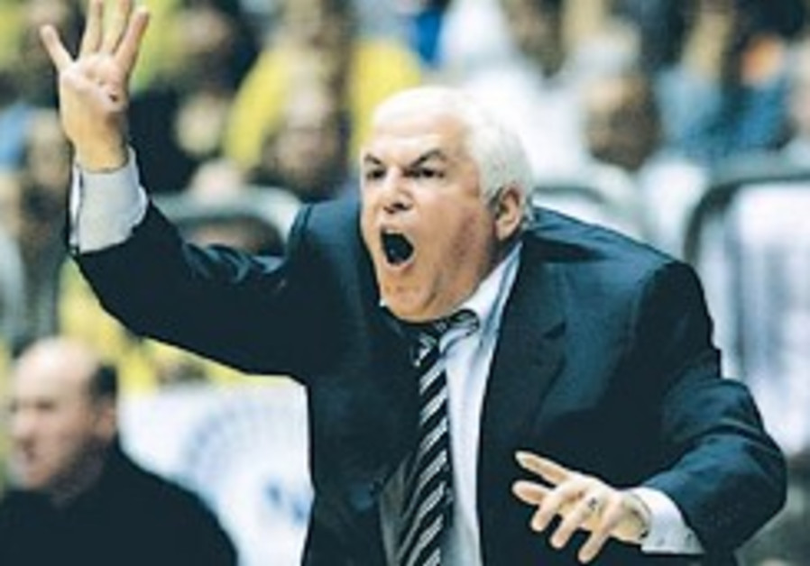 Maccabi draws CSKA, Eliyahu's new club Tau in Euroleague
