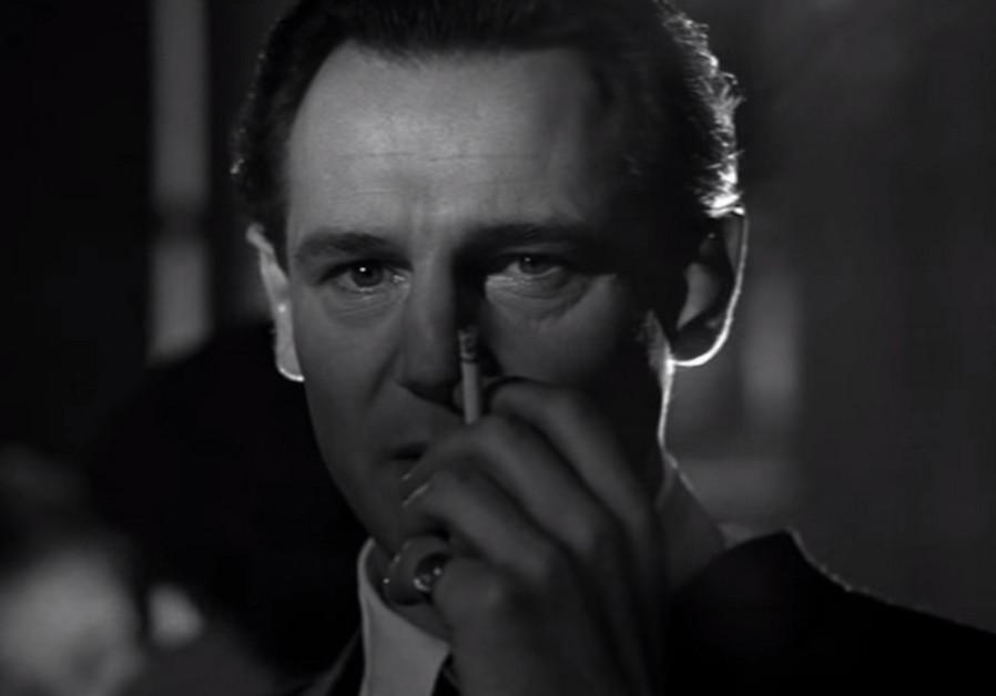 Oskar Schindler as portrayed by Liam Neeson in Schindler's List