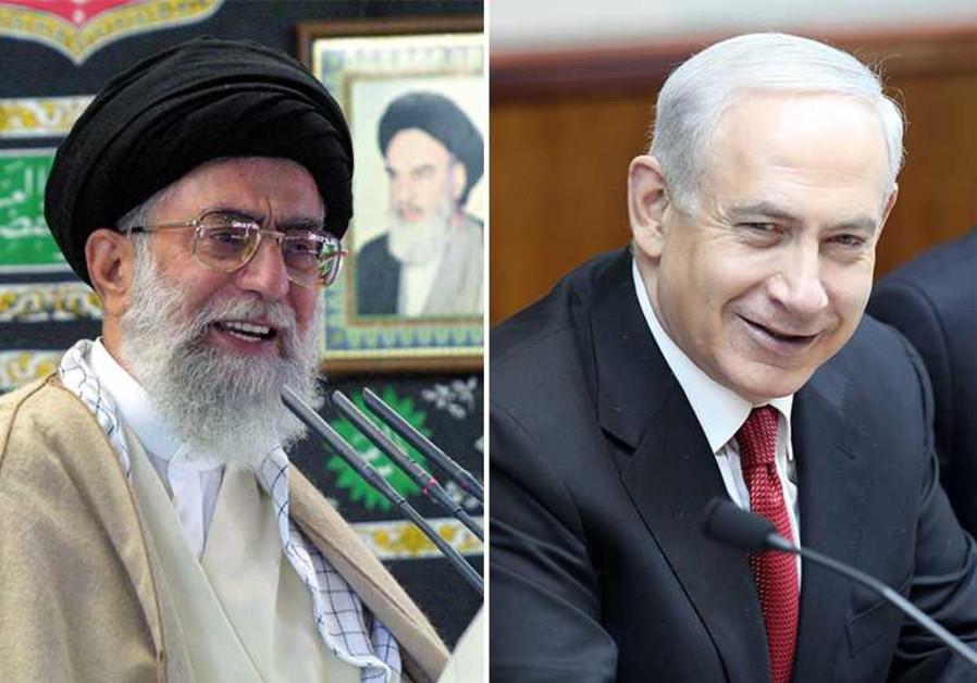 Netanyahu and Khamenei