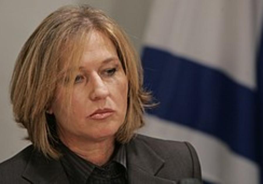 Analysis: Livni recycles Sharon's unilateralism