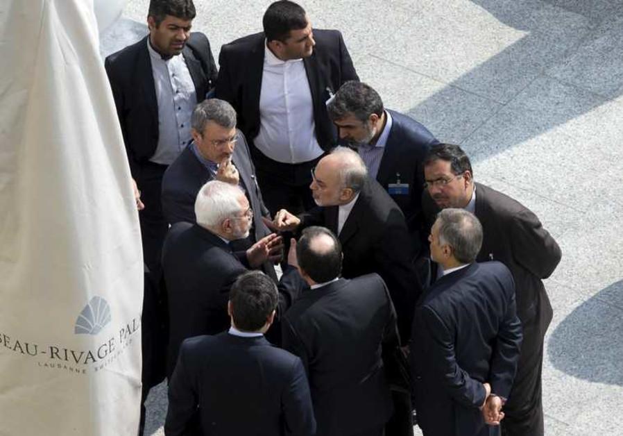 Iran Lausanne nuclear
