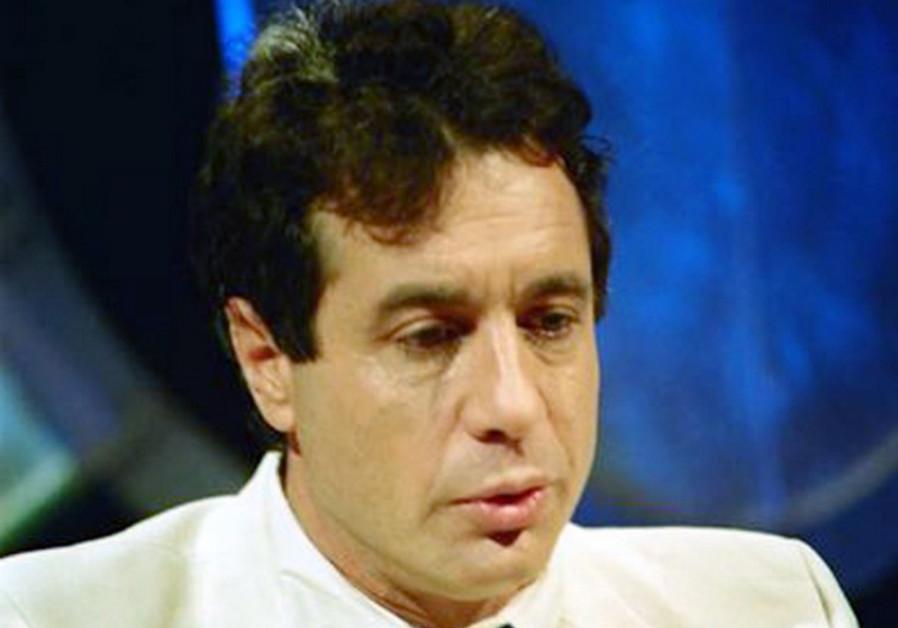 Israeli author Yehonatan Gefen