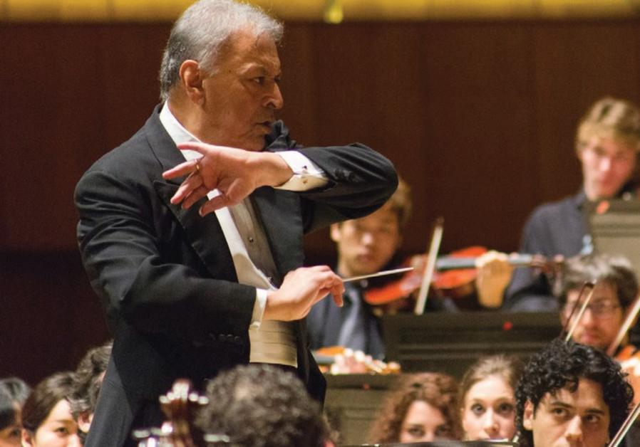 Maestro Zubin Mehta.