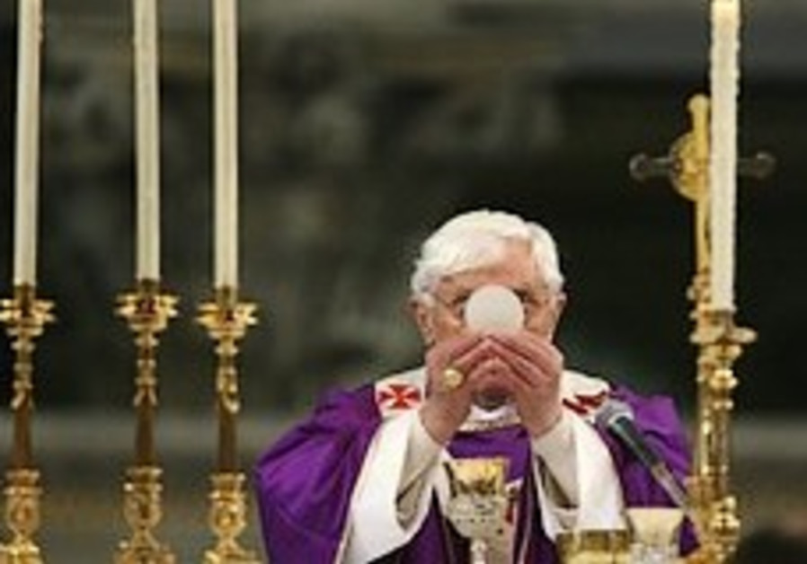 Papal envoy: Pope's visit to be religious, not political