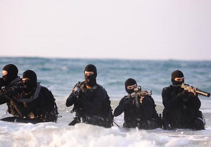 Shayetet 13 naval commandos